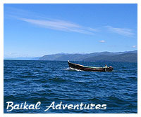tours and travel to Baikal lake