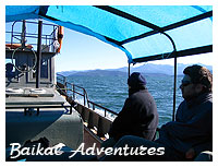 travel to Baikal lake