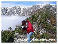 tour to Baikal Lake