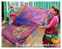 Ethnographic tours, The travel information about Lake Baikal, Mongolia, Buryatia, activities, ecological adventures, individual tours in the Baikal region.